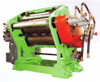 Rubber Roller Calender XYL360
