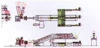 Tyre Bead Ring Tire Apex Application Joint Production Line, All Steel Radial Tyre Apex Apply-Up Line
