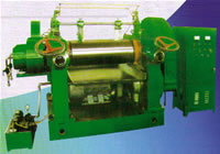 Blender Mill, Blending Roll, Roller Mixer, Roller Mixing Mill, Rubber Compounding Mill, Two Roller Rubber Mill XSK