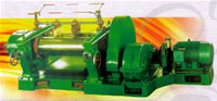 Friction Speed Mill, Roller Mixer, Roller Mixing Mill, Rubber Compounding Mill, Rubber Mill XK XSK
