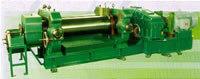 Friction Speed Mill, Roller Mixer, Roller Mixing Mill, Rubber Compounding Mill, Rubber Mill