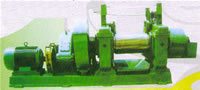 Rubber Breakdown Mill, Rubber Crack Rollers, Rubber Rag Cracker, Rubber Roll Breaker, Rubber Chopper, Gelout Machine XKP