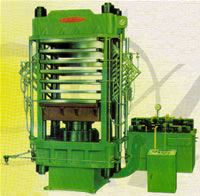Rubber Foaming Forming Machine, Plastics Expanding Foam Molding Machine, XLBQ