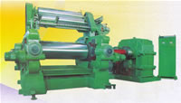 Rubber Sheeting Mill, Gum Slice Press, Rubber Preforming Machine, XK550B XK660