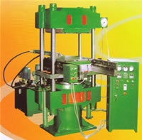 Self Mould Unloading Extrusion Type Curing Press Vulcanizer, XLB-D600*600*1 6.0MN