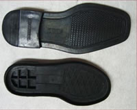 Shoe Soles Made From Rubber Masterbatch