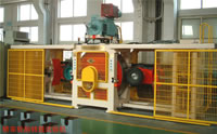 Passenger Car Tire, Tyre Barrate Drum Endurance Testing Machine, Exported By Manufacturer To Thailand 2003 September
