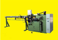 Single Station Automatic Sheet Wrapping Machinery DBJ
