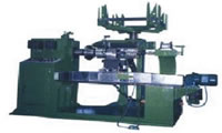 V Belt Single Drum Building Cutting Machine DCV