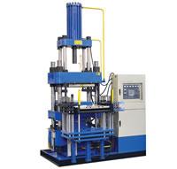 Rubber Injection Molding Machine XZB-D650x700-3000III, 3RT Ejection Mechanism