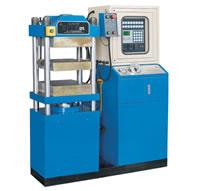 Double Layers Flatplate Vulcanizer, Vulcanizing Curing Press XLBD350x350-400
