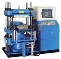 Single Layer Self Pushing Die, Flatplate Vulcanizer, Vulcanizing Curing Press XLBD550x6502000