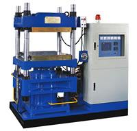Rubber Flatplate Vulcanizer, Vulcanizing Curing Press XLBD750x850-2000