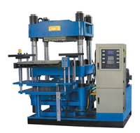 Single Layer Self Pushing Die, Flatplate Vulcanizer, Vulcanizing Curing Press XLBD850x1000-4000