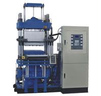 Rubber Vacuum Flatplate Vulcanizer, Vulcanizing Curing Press XLBDZ540x600-2000