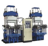 Rubber Vacuum Flatplate Vulcanizer, Vulcanizing Curing Press Set XLBDZ650x700-3000