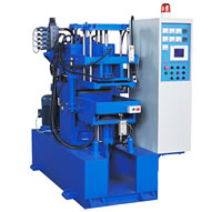 Vacuum Pumping Platen Valcanizing Press XLB-DZ350x400-1000, Special For Oil Seals