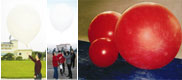 China Largest Manufacturer Of Meteorological Balloons