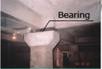 Anti-Earthquake, Seismic Isolation, Building Base Rubber Bearing, Assembly Example