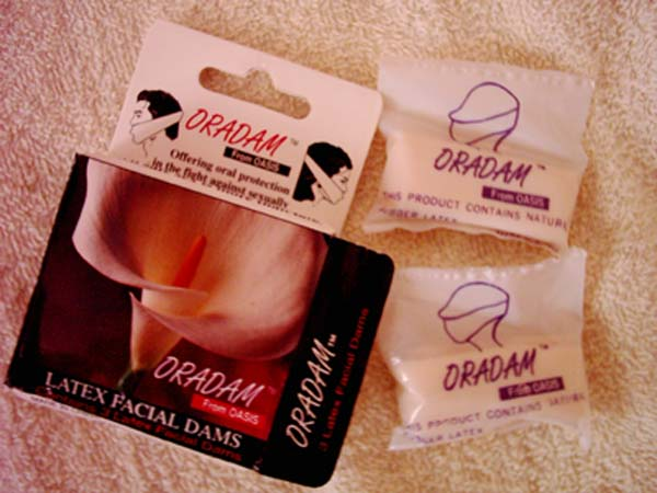 Are oral sex unflavored condoms