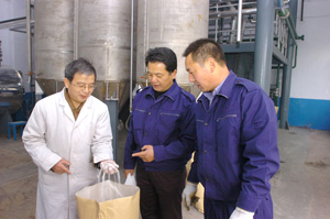 500 Tons Yearly TPI Plant Trial Production Success